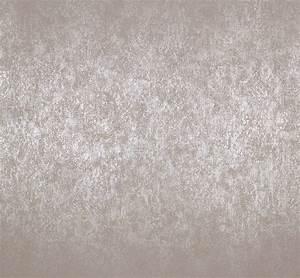 Effekt Wandfarbe Perlmutt : vliestapete taupe grau struktur estelle marburg 55709 struktur avec wandfarbe perlmutt effekt et ~ Heinz-duthel.com Haus und Dekorationen