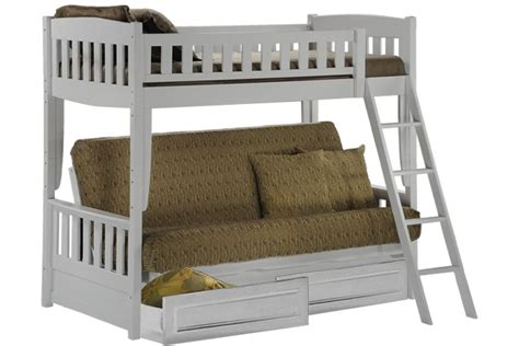 double bunk sofa bed white bunk bed sofa wood futon bunk sofa bed white the