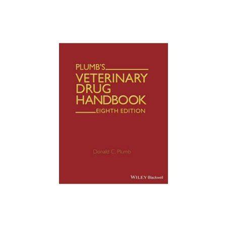 plumbs veterinary drug handbook walmartcom