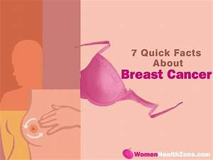 breast cancer ppt template - 7 quick facts about breast cancer authorstream