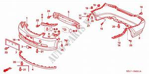 Bumpers   U0026 39 06  For Honda Cars City Lxi 4 Doors 5 Speed