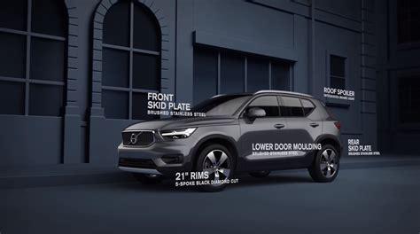 volvo adds exterior styling kit  xc autoevolution