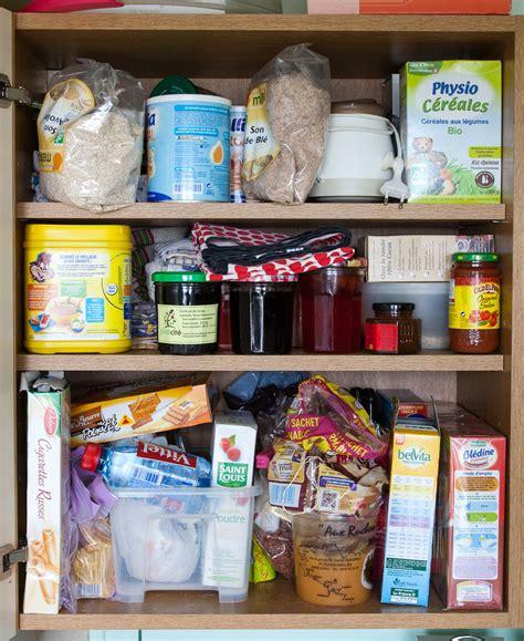 comment ranger placard rangement placard nourriture