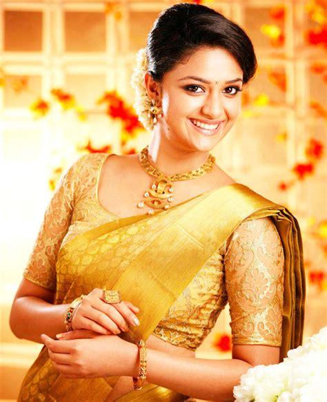 actress karthika suresh keerthy suresh spotted in thirumala tirupathi