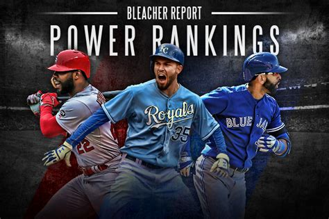 MLB Power Rankings: An Updated Look at Where All 30 Teams
