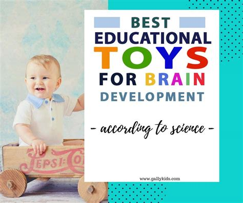 Your Child's Brain Develops Faster With These Types Of Educational Toys [infographic]