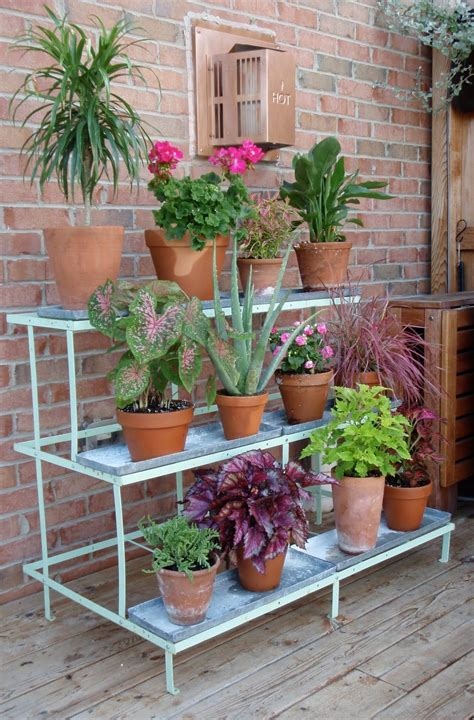 Plant Etagere Outdoor by Plant Etagere Search Home In 2019