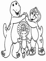 Coloring Pages Printable Barney Friends Sheets Print Colouring Birthday Friendship Elmo Popular Dinosaur Fireman Sam Printables Bear Coloringhome He Singing sketch template