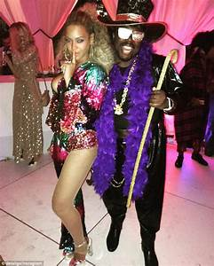 Police visit Beyonce's Soul Train-themed 35th birthday ...