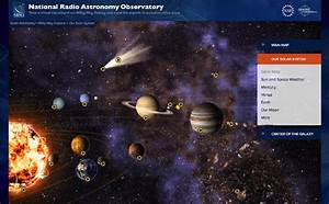 'Milky Way Explorer' software gets new Solar System ...