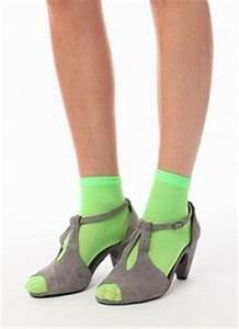 Buy Urban Outfitters Neon Ankle Socks