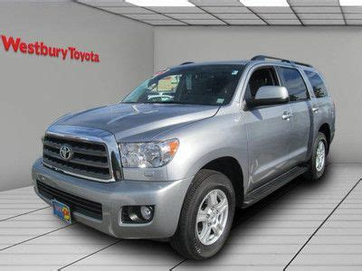 Westbury Toyota Service by Buy Used 4x4 Sr5 5 7l V8 Certified Suv Moonroof Cd 3rd