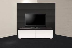 Meuble Angle Tv : meuble tv d 39 angle c122 laque ~ Teatrodelosmanantiales.com Idées de Décoration