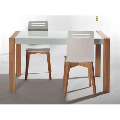 plateau verre trempé bureau table de cuisine en verre extensible