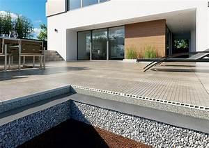 Bodenbelag Terrasse Günstig : verlegung von fliesen im au enbereich systeme fliesen und platten verlegung baunetz wissen ~ Sanjose-hotels-ca.com Haus und Dekorationen
