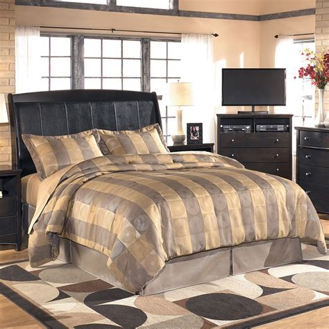 Harmony Sleigh Bed Headboard Only Signature Design By