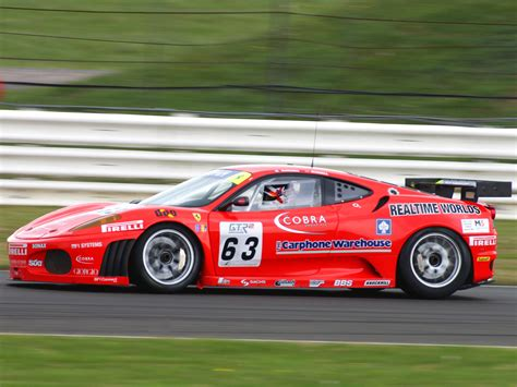 F430gt by 2007 F430 Gt Race Racing Supercar Supercars G T F