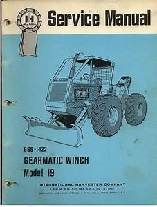 Lewis Winch Repair Manual