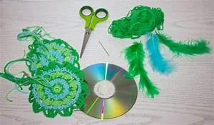 Basteln Mit Cd Rohlingen : basteln mit alten cds basteln mit cds 6 basteltipps basteln mit alten cds diy so machst du aus ~ Frokenaadalensverden.com Haus und Dekorationen