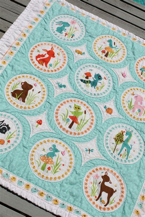 fabric panels for quilting oh that annelie diy project quot quot yard panel baby
