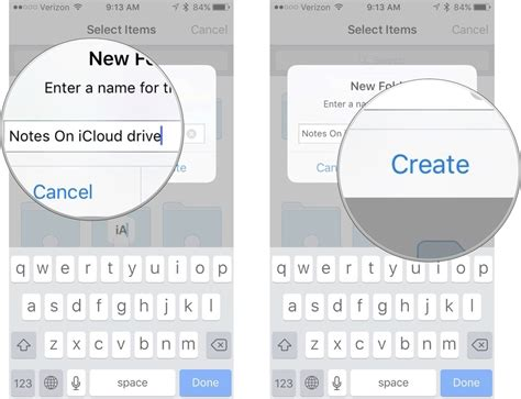 how do you create a folder on iphone how to manually create folders and move files in icloud
