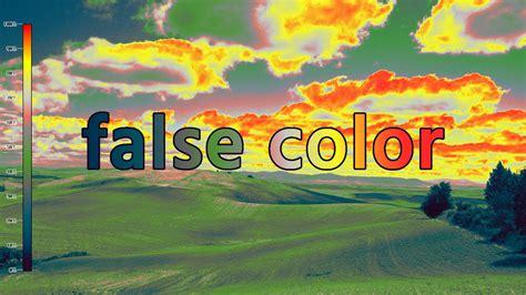 False Color OpenFX Plugin for DaVinci Resolve cinema5D