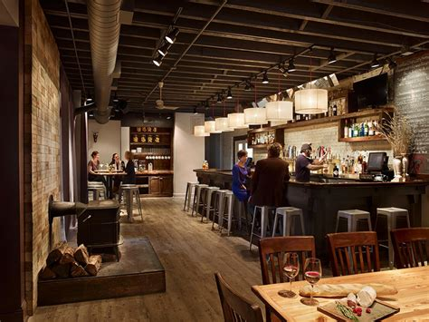 step inside this warm and welcoming urban bistro hgtv 39 s