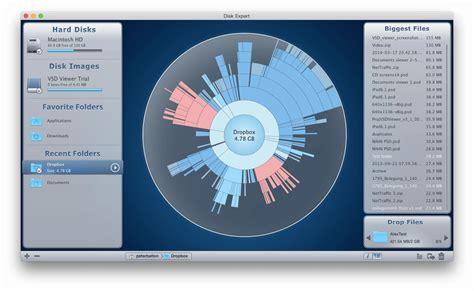 disk expert analyze disk usage  mac