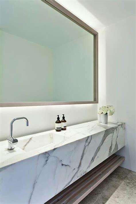 Modern Bathroom Counter Designs by 48 Luxurious Marble Bathroom Designs Digsdigs