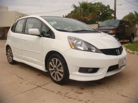 Honda Fit Mpg by Buy Used 2012 Honda Fit Sport 5 Speed 40 Mpg