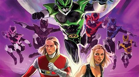 The Psycho Rangers Return In 'Power Rangers: The Psycho ...