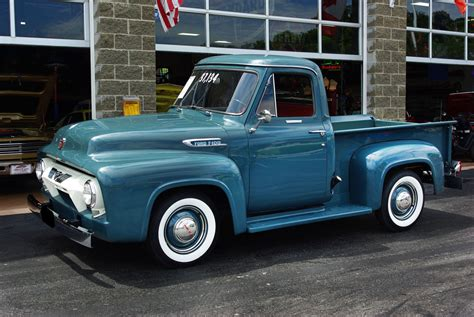 1954 Ford F100 by 1954 Ford F100 Truck