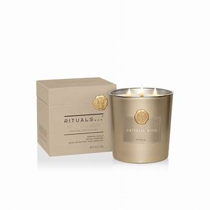 Scented Candle Imperial Rose Xl Rituals Une