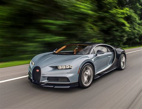 Chiron Carry Build by The Bugatti Chiron Holds A New World Record Gear Patrol