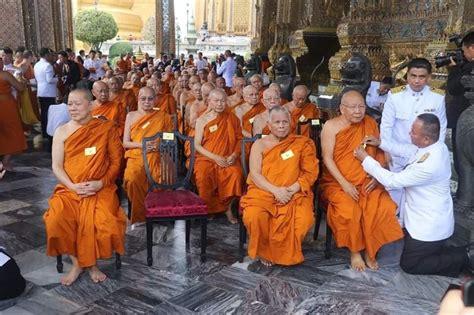 ทรงสถาปนาสมเด็จพระราชาคณะพร้อมกัน 4 รูปเป็นครั้งแรกในประวัติศาสตร์ไทย