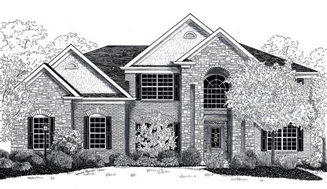 house drawings crazy linez