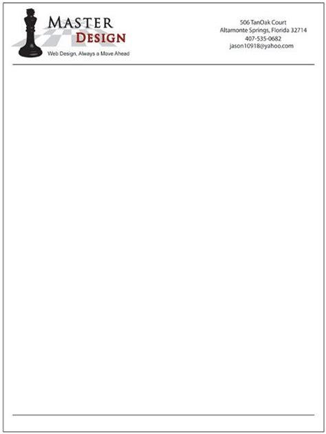 letterhead printing ideas letterhead examples