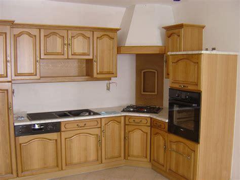 cuisine bois massif cuisine rustique bois massif images