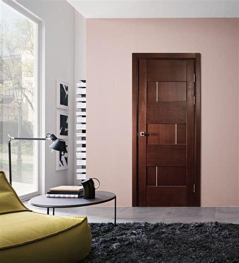 home interior door dominika modern interior door wenge finish modern interior doors new york by modern home