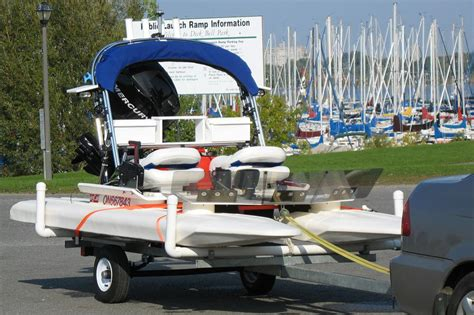 Boat Trailer Ottawa by Boat And Trailer Fs Kanata Ottawa