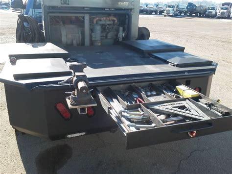 steel welding beds rig truck welding beds tow rig and pipeline welding