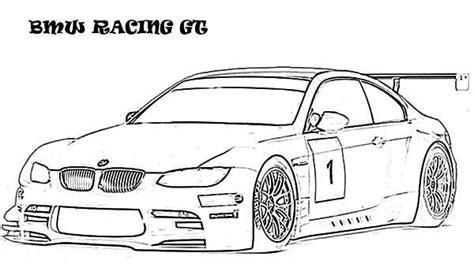 Kleurplaat Bmw X5 by Bmw Car Racing Gt Coloring Pages Cars Bmwcase Bmw Car