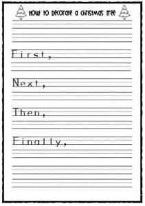 Transition Words First Grade