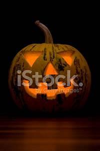 Visage Citrouille Halloween : visage de la citrouille d 39 halloween photos ~ Nature-et-papiers.com Idées de Décoration