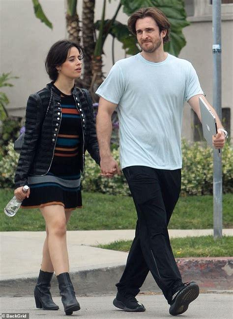 Camila Cabello Holds Hands With Boyfriend Matthew Hussey