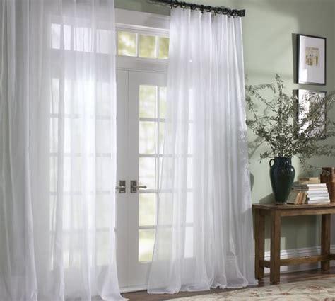 best 25 sheer drapes ideas on