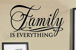 vinyl lettering quotes quotesgram With family lettering wall art