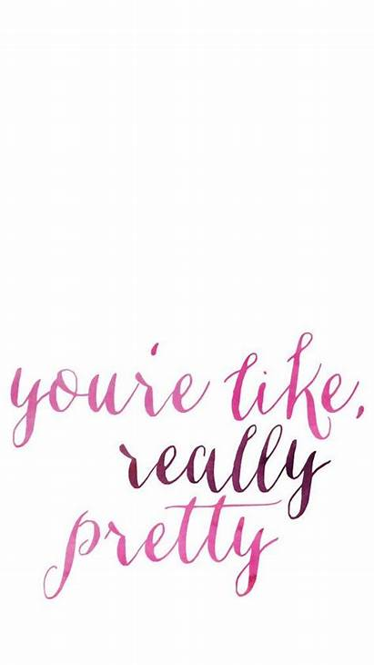 Backgrounds Mean Quotes Phone Girly Iphone Pretty