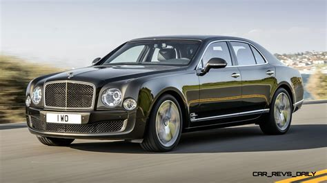 Bentley Mulsanne by Bentley Mulsanne Speed Is New For 2015 With 811 Pound
