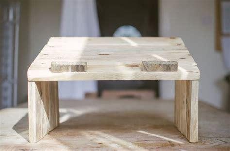 pallet wood laptop riser wood pallet projects wooden